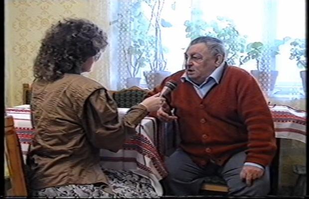 Riport Teleky Sándor nagypapájával